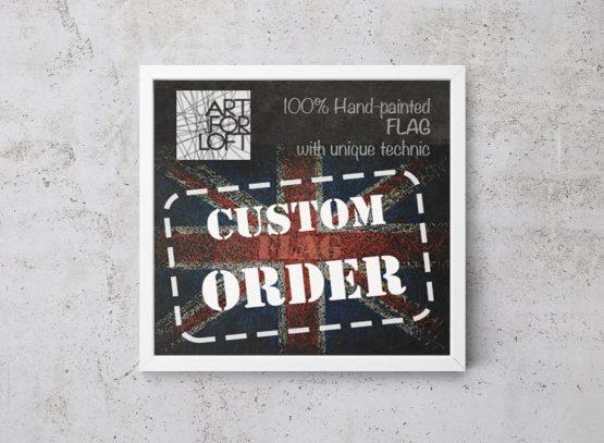 Flags Custom Order